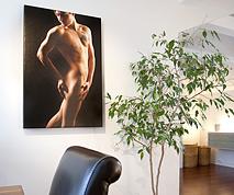 Aktfoto er stilig som lerret og kan selvsagt henge på veggen hjemme.