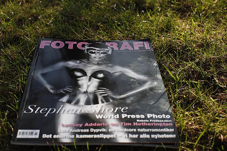 Fagbladet fotografi