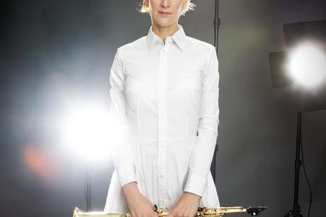 Jazzsaksofonist Frøy Aagre.