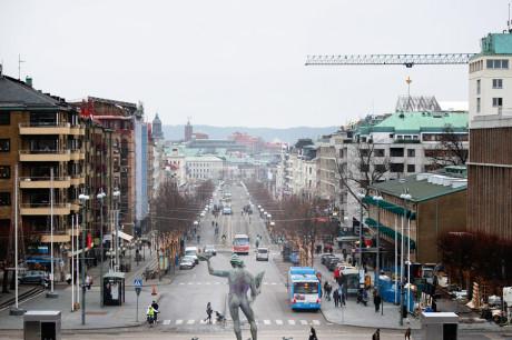 Denne uken har vi vært i Göteborg for å fotografere for en større norsk bedrift.