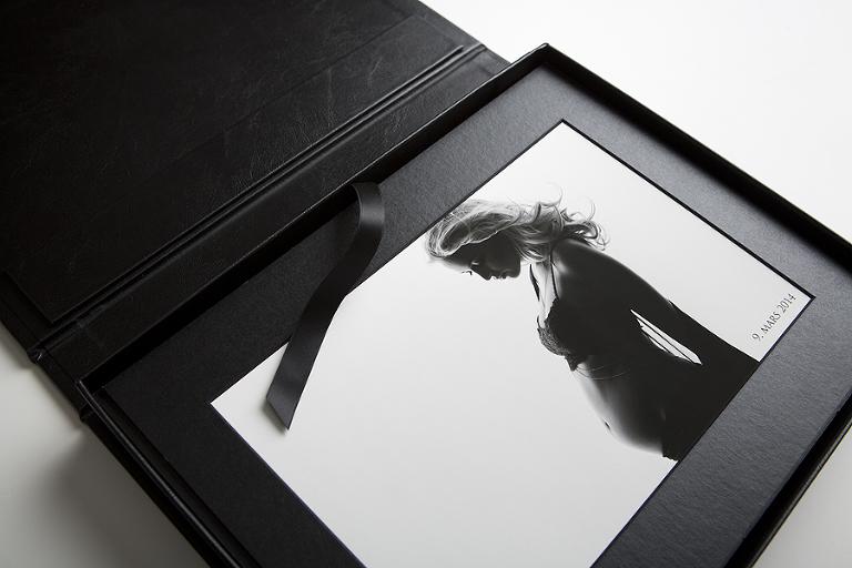 Alle Imagebox-album har ti løse forstørrelser med passepartout rundt. Bildene er fremstillet på FineArt papir.