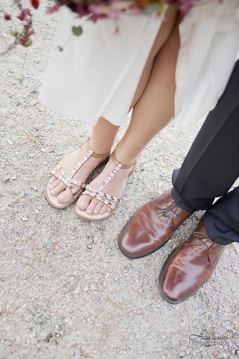 Bryllupsfotograf Haslien
