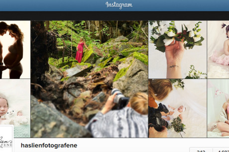 Følg oss på Instagram, Facebook, Google+ eller Pintrest.