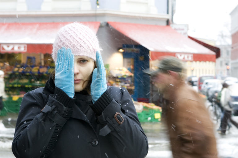 Filmskaper Margreth Olin er aktuell med filmen om Snåsamannen.